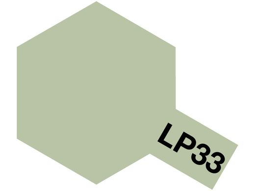 Tamiya LP-33 Gris vert (Japan Navy) - Tamiya 82133, Peinture laquée