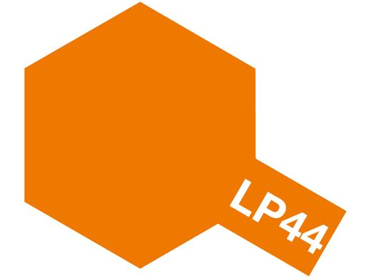 Tamiya LP-44 Orange métal - Tamiya 82144, Peinture laquée