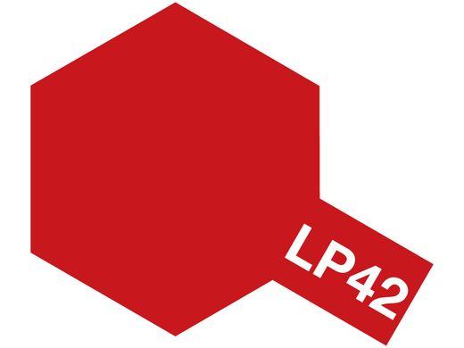 Tamiya LP-42 Mica rouge - Tamiya 82142, Peinture laquée