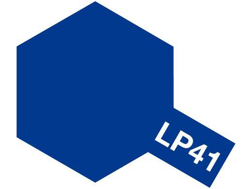 Tamiya LP-41 Mica bleu - Tamiya 82141, Peinture laquée