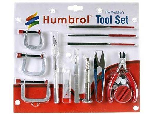Kit d'outils pour modélistes - Humbrol AG9159
