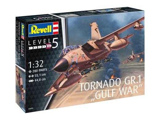 """Maquette avion : Tornado GR,1 RAF """"Gulf War"""" - 1:32 - Revell 03892"""