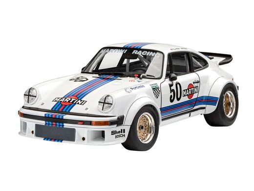 "Maquette voiture de collection : Porsche 934 Rsr ""Martini"" - 1/24 - Revell 7685 07685"