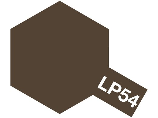 Tamiya LP-54 Dark iron - Tamiya 82154, Peinture laquée