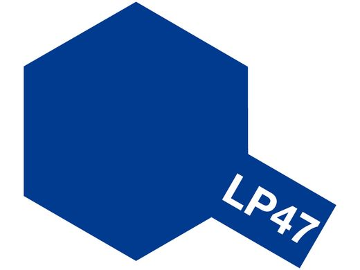 Tamiya LP-47 Pearl blue - Tamiya 82147, Peinture laquée