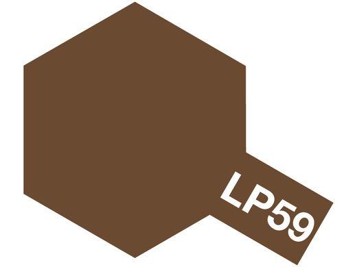 Tamiya LP-59 NATO brown - Tamiya 82159, Peinture laquée
