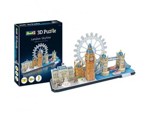 Puzzle 3D : City Line London - Revell 140, 00140