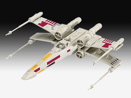 Maquette Star Wars : Easy Click X-Wing Fighter - 1:112 - Revell 01101 1101