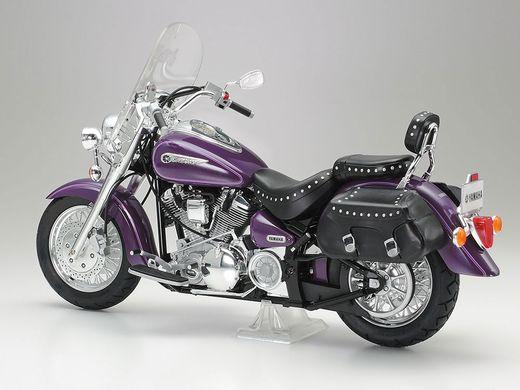 Maquette moto : Yamaha XV1600 Roadstar - 1/12 - Tamiya 14135