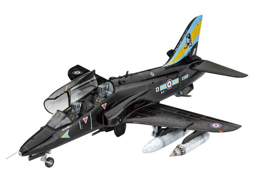 Maquette avion moderne : BAe Hawk T.1 1:72 - Revell 04970, 4970 - france-maquette.fr