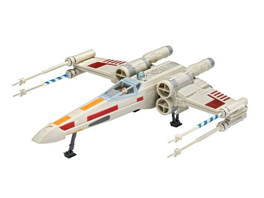 Maquette Star Wars : X-wing Fighter - 1:57 - Revell 06779, 6779 - france-maquette.fr