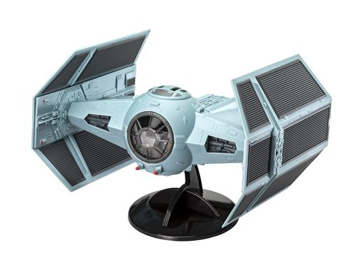 Maquette Star Wars : Darth Vader's TIE Fighter 1:57 - Revell 06780, 6780 - france-maquette.fr