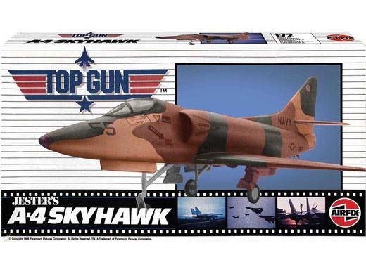 Maquette avion : Top Gun Jesters A-4 Skyhawk Airfix - 1/72 - 00501 A00501