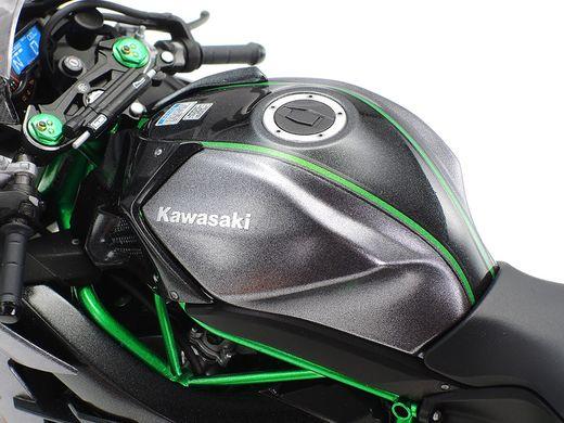 Maquette moto Kawasaki Ninja H2 1/12 - Tamiya 14136 - france-maquette.fr
