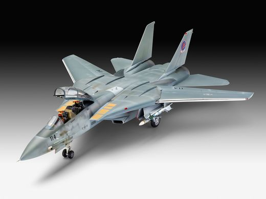 "Maquette militaire : F-14 A Tomcat ""Top Gun"" 1:48 - Revell 03865, 3865 - france-maquette.fr"