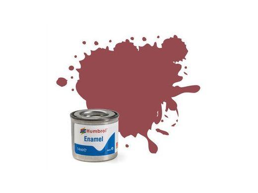 Peinture maquette enamel - Humbrol 73 - Rouille,Vin - Humbrol AA0802