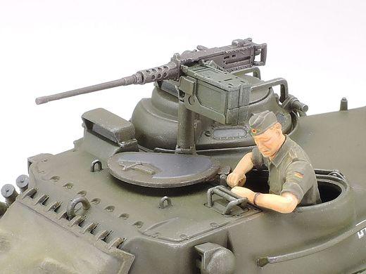 Maquette militaire : West German Tank M47 Patton - 1/35 - Tamiya 37028