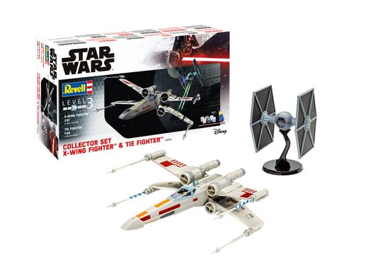 Maquette Star Wars : X-Wing Fighter - 1:57 - Revell 06054, 6054