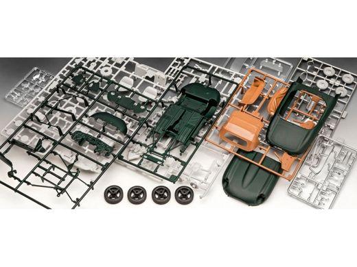 Maquette voiture : Jaguar E-Type Roadster - 1:24 - Revell 07687, 7687