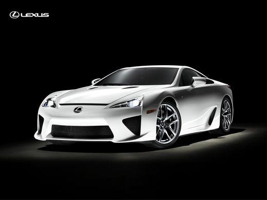 Maquette voiture de sport : Lexus LFA - 1/24 - Tamiya 24319