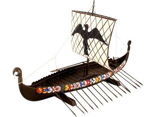 Maquette bateau : Viking Ship - 1:50 - Revell 65403