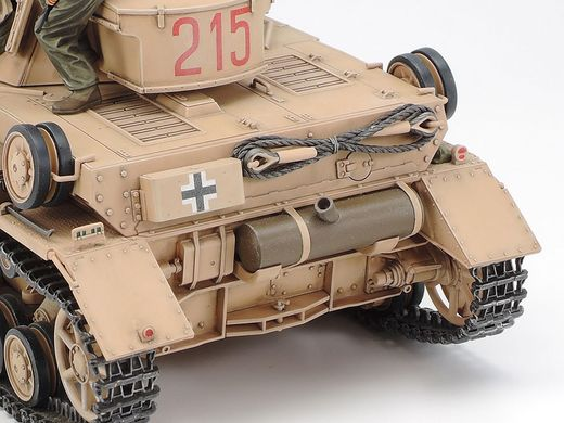 Maquette char d'assaut : Panzer IV Ausf.G - 1:35 - Tamiya 35378