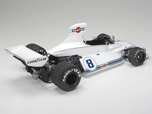 Maquette voiture : Martini Brabham Bt44B 1975 - 1/12 - Tamiya 12042