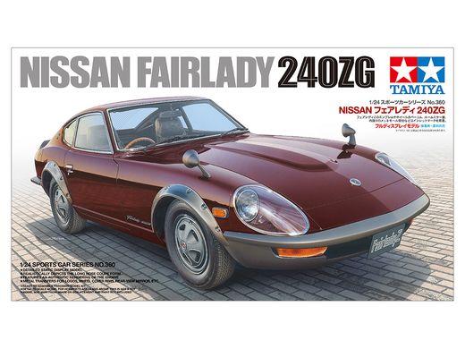 maquette Nissan Fairlady 240ZG - 1/24 - Tamiya 24360