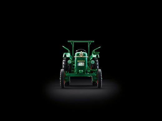 Maquette Easy-Click Tracteur : Calendrier de l'Avent Deutz D30 - 1:24 - Revell 01030, 1030
