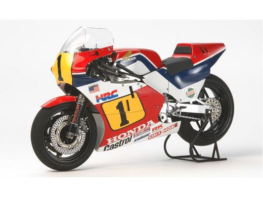 Maquette de moto : Honda NSR500 1984 - 1/12 - Tamiya 12121