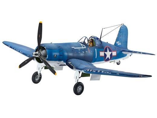 Maquette avion militaire :  Vought F4U-1A Corsair - 1:32 - Revell 04781