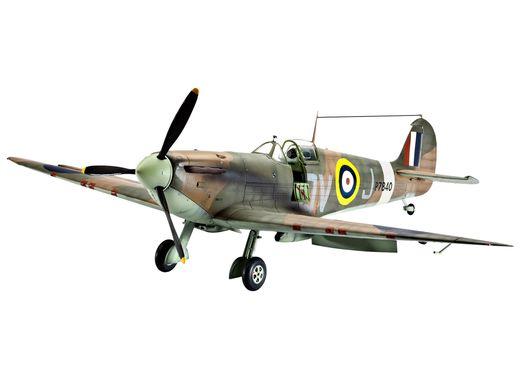 Maquette avion militaire Spitfire Mk I/II - Revell 03986