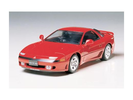 maquette plastique tamiya 24108 mitsubishi gto twin turbo voiture de sport japonaise. Black Bedroom Furniture Sets. Home Design Ideas