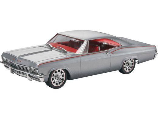 Maquette de voiture de collection : 65 Chevy Impala - 1/25 - Revell 14190
