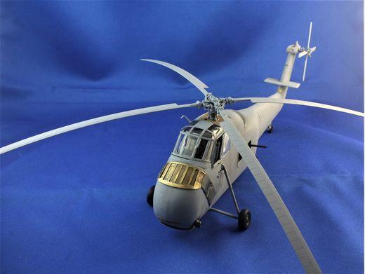 Maquette hélicoptère : H-34A Pirate /UH-34D U.S. Marines - 1/48 - Italeri 2776 02776 - france-maquette.fr