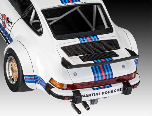 """Maquette voiture de collection : Model set Porsche 934 Rsr """"Martini"""" - 1/24 - Revell 7685 07685"""