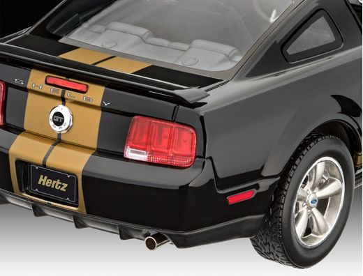 Maquette voiture : Shelby Gt-H (2006) - 1/25 - Revell 07665 7665