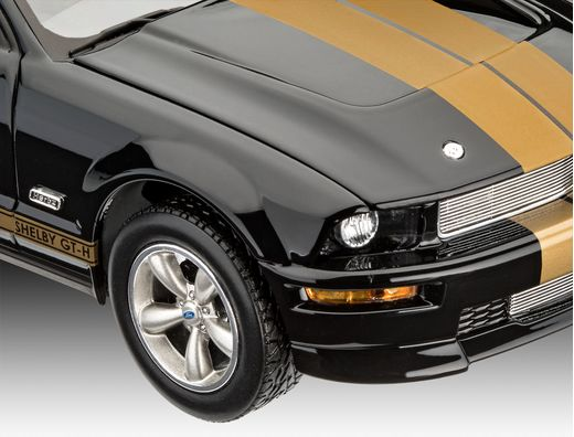 Maquette voiture : Model set Shelby Gt-H (2006) - 1/25 - Revell 67665