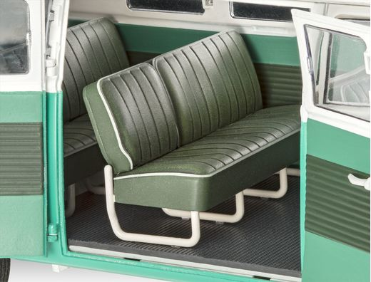 Maquette voiture - Vw T1 Bus - 1:24 - Revell 07675, 7675