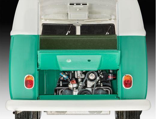Maquette voiture : Model set Vw T1 Bus 1:24 - Revell 67675