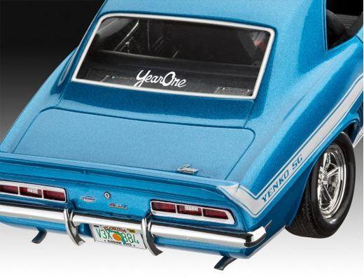 Maquette voiture : Model Set F&F 1969 Chevy Camaro Yenko 1:25 - Revell 67694