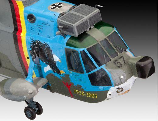 Maquettes : DGzRS Arkona + Westland Sea King 1:72 - Revell 05683, 5683 - france-maquette.fr