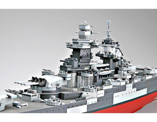 Maquette de navire de guerre Français : Cuirasse Francais Richelieu :  Trumpeter 05311