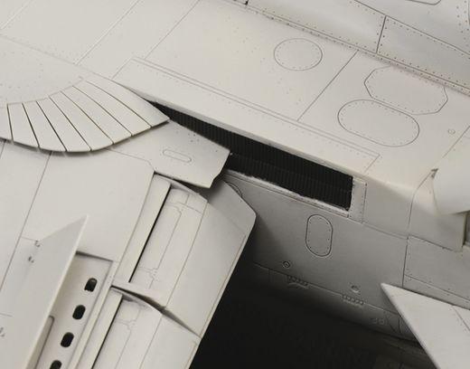 Maquette avion militaire : Tornado GR. 4 - 1:32 - Italeri 02513 2513