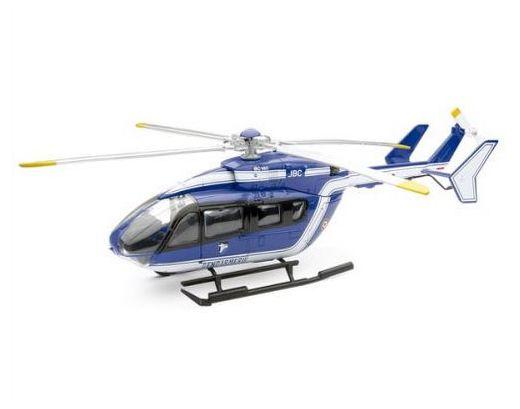 Miniature Eurocopter EC 145 gendarmerie 26 cm