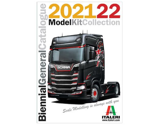 Catalogue général 2021-2022 - Italeri 09314 9314