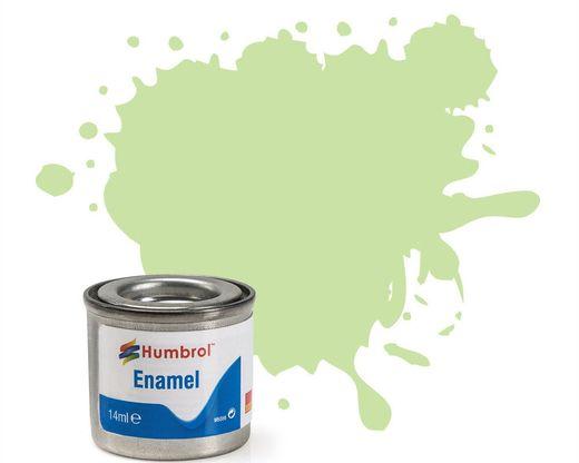 Peinture maquette enamel - Humbrol 36 - Vert Pastel Mat - Humbrol AA0036