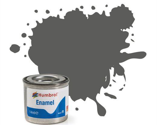Peinture maquette enamel - Humbrol 31 - Gris Ardoise Mat - Humbrol AA0343