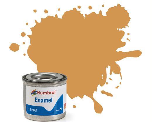 Peinture maquette enamel - Humbrol 63 - Sable Mat - Humbrol AA0686