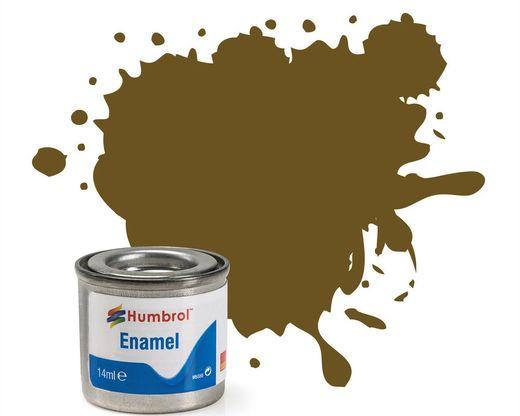Peinture maquette enamel - Humbrol 84 - Gris Pierre Mat - Humbrol AA0922